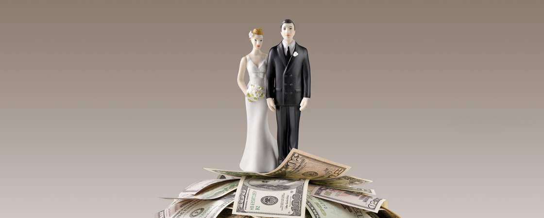 "Did you say ""yes"" to the ring but are unsure about combining finances?"