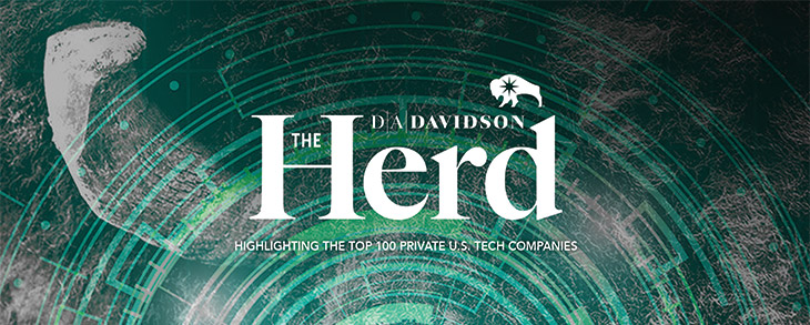 The Herd 2021: Find Out Which Tech Companies Made This Year's List